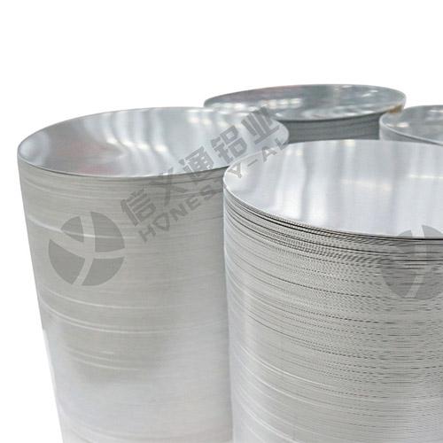 8系铝材-铝圆片