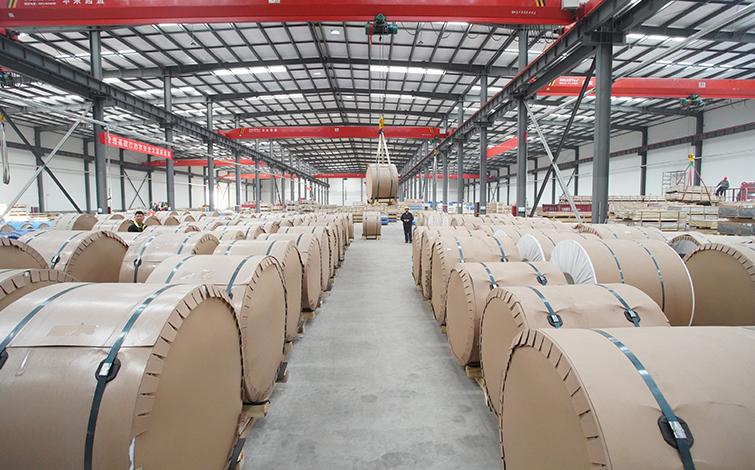 7月中国铝材分地区产量汇总表
